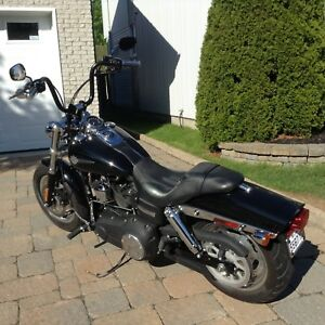 Harley Davidson  FXDF  fat Bob 2012 impeccable !!!!