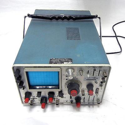 Tektronix Type 453 - Mod 703k - Mil-o-9960c Usaf Vintage Oscilloscope Rare