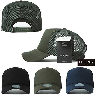XL~2XL 60~63Cm Unisex Mens Plain Blank Mesh Trucker Baseball Caps Snapback Hats Blank Trucker Hats