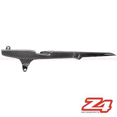 2007-2012 Honda CBR600RR Rear Chain Guard Mud Cover Fairing Cowling Carbon Fiber
