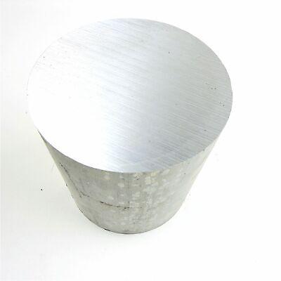 4.25 Diameter 6061 Solid Aluminum Round Bar 7.5 Long Lathe Stock Sku 199590