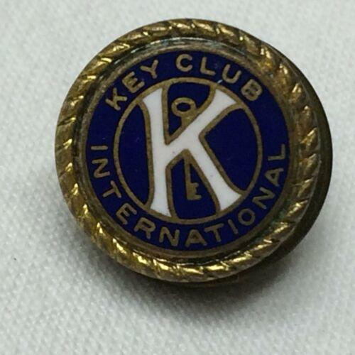 Vintage Key Club International Pin