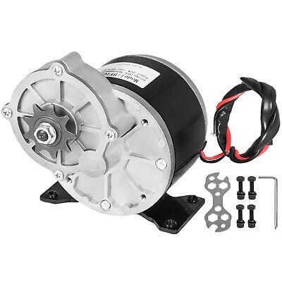 250w Dc Electric Motor 24v 2700rpm Gear Ratio 9.71 Razor 9teeth Reduction