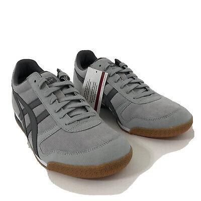 Asics Onitsuka Tiger Ultimate 81 Mid Grey/Carbon Shoes Men Sz 11 Women 12.5 Z109