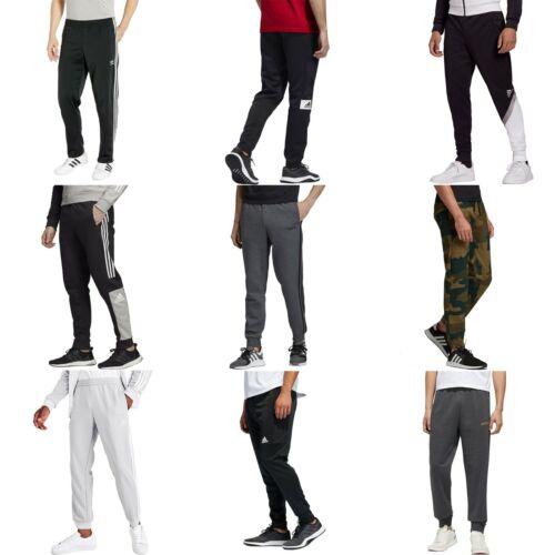 New Adidas Mens Pants Sweatpants Active Training Sweatpants Sports Tapered