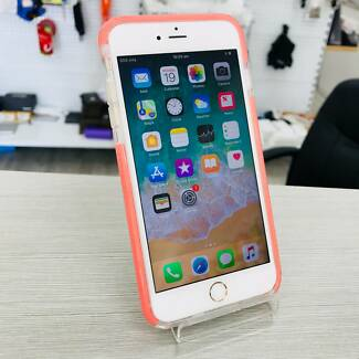 Pre owned  IPHONE 6S PLUS 64GB GOLD UNLOCKED WARRANTY INVOICE AU
