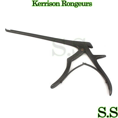 3mm Kerrison Rongeurs 8 Upward With Black Coating Orthopedic Instruments