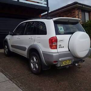 2001 Toyota RAV4 Wagon Raymond Terrace Port Stephens Area Preview