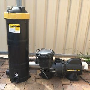 Pool pump and filter Coromandel Valley Morphett Vale Area Preview