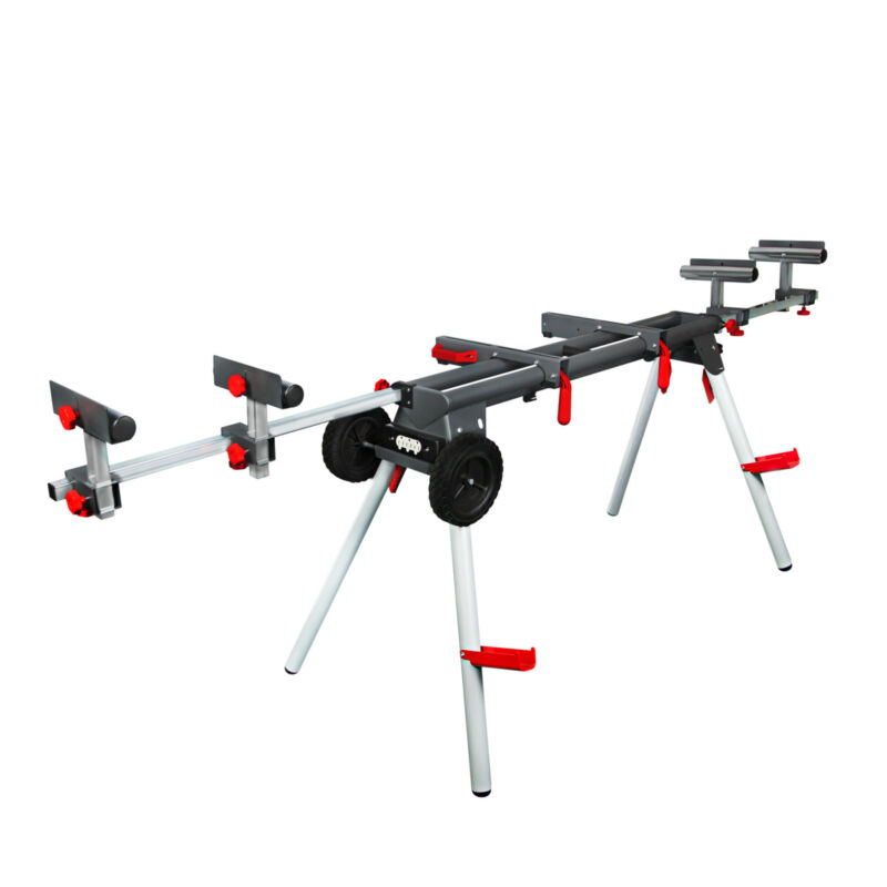 Protocol Equipment Professional Miter Saw Workstation Stand Table WS-124