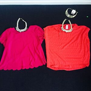 Womens set of two tops size L Coomera Gold Coast North Preview