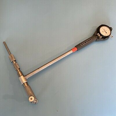 Mitutoyo Dial Bore Gage 511-735 Range 6.5-10 Also Comes W Gage 2923s-10 .0001