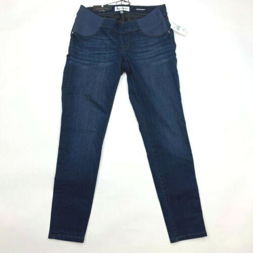 DL1961 Under Belly Jess Skinny Ankle Maternity Jeans Denim Stretch Women 26 NWT