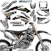 Honda CR250R Graphics