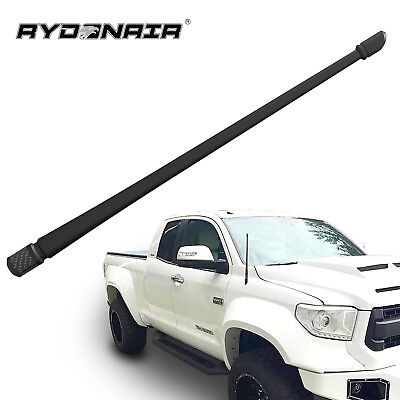 "Rydonair 13/"" Short Radio Antenna Mast Compatible with Ford F150 Raptor 2009-2019"