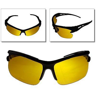 Nachtsichtbrille Nachtfahrbrille Kontrastbrille Auto Kfz Nachtfahr Brille Sonne