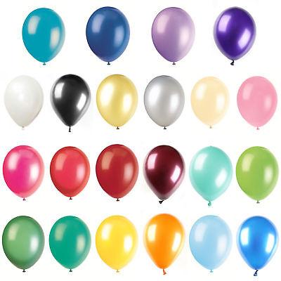 20/ 50/100 PCS Birthday Wedding Baby Shower Party Pearl Latex Balloons 10