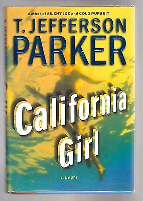 T. Jefferson Parker, CALIFORNIA GIRL, 1ST/1ST, F/F, Edgar Award for Best