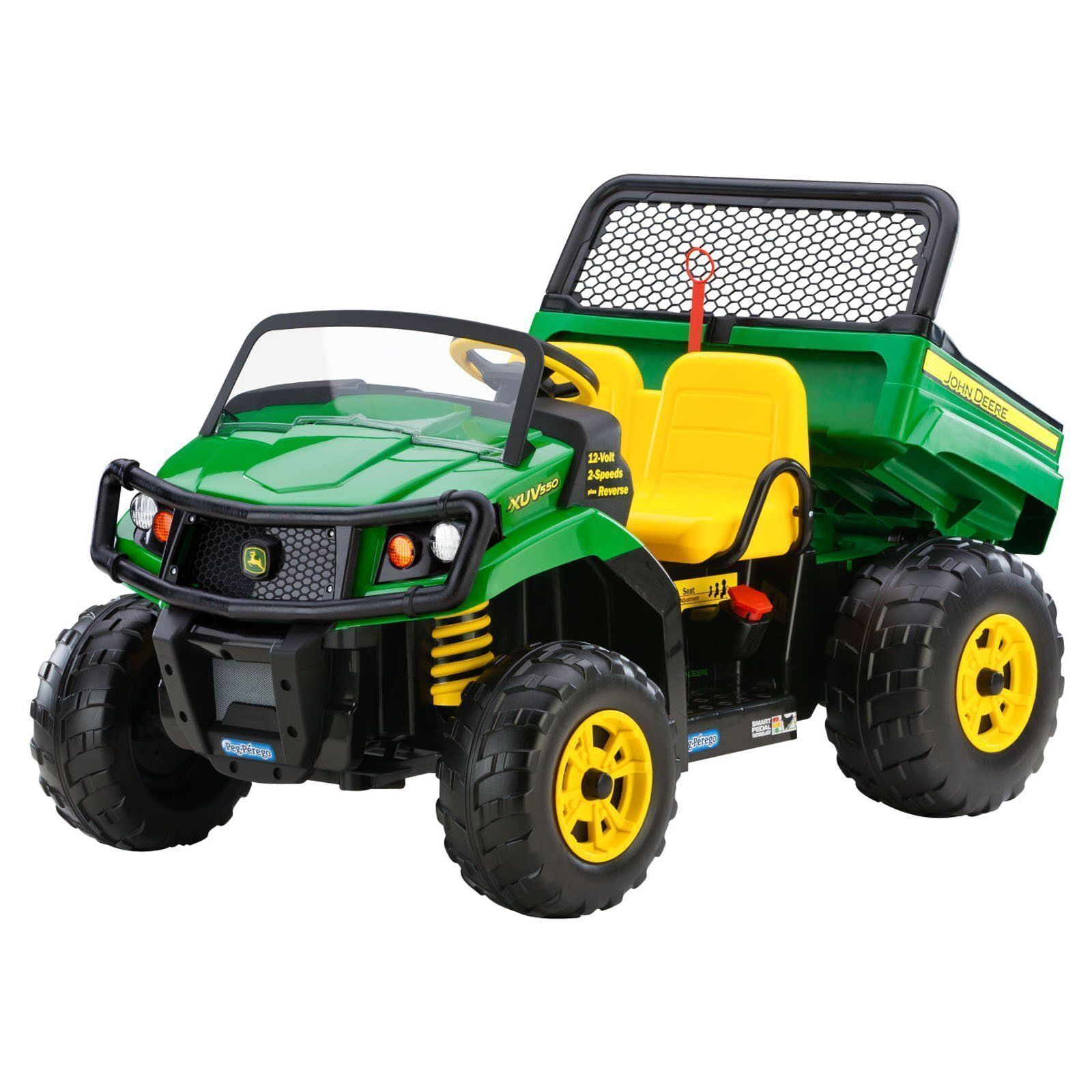 Peg Perego John Deere Gator XUV 12 Volt Battery powered Ride on Car