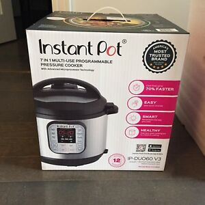 Brand new 6 Quart Instant Pot