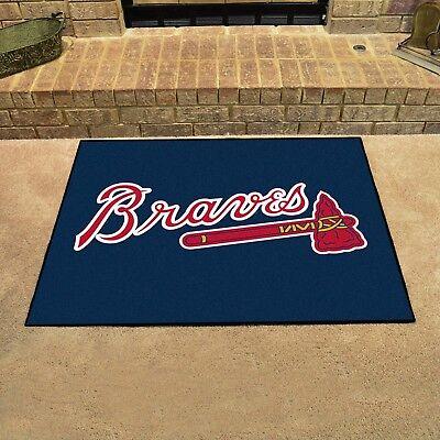 Atlanta Braves Mat -  Atlanta Braves 34