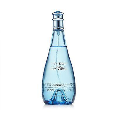 Cool Water Perfume DAVIDOFF 1.7 OZ 50 ml EDT Spray Women Brand New crashed Box Cool 1.7 Ounce Spray