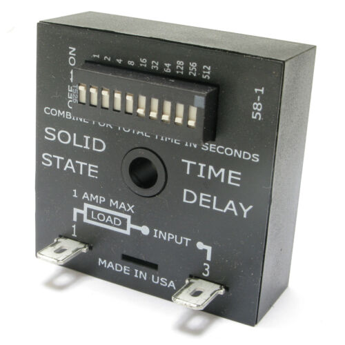 ABB TDU3000A Solid State Time Delay Relay