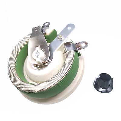 150w 100 Ohm High Power Wirewound Potentiometer Rheostat Variable Resistor