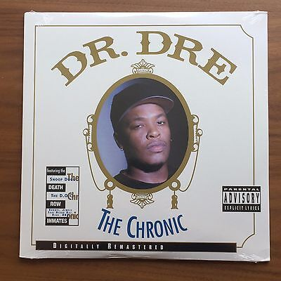 Dr. Dre - The Chronic Vinyl LP Black Sealed New