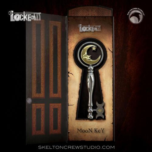 Locke & Key: Moon Key in Ghost Door Box!