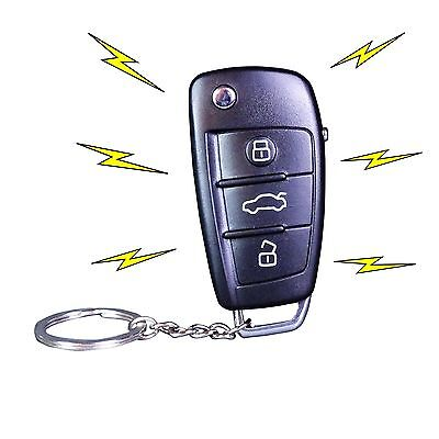 Electric Shock Toy Car Remote Alarm Office Prank Joke Funny Trick Novelty Gag  - Jokes Gags