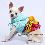 Myknitt Dog Clothes