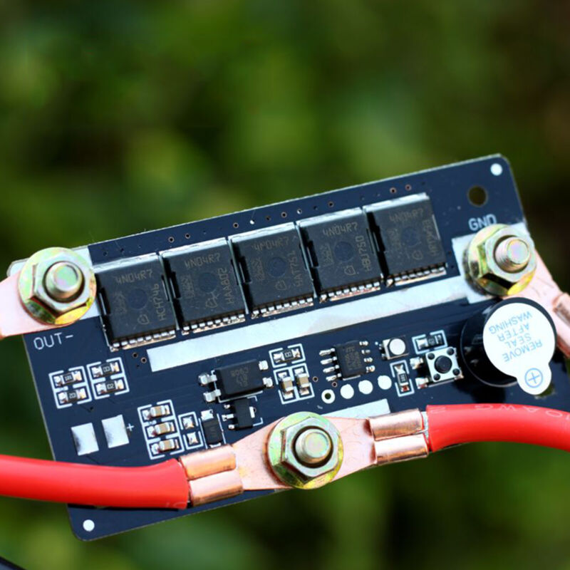 DIY 12V Battery Energy Storage Spot Welder Machine Model PCB Circuit Board