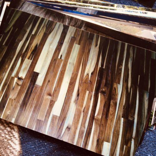 Venteak Solid Plantation Teak Tongue and Groove Hardwood Flo