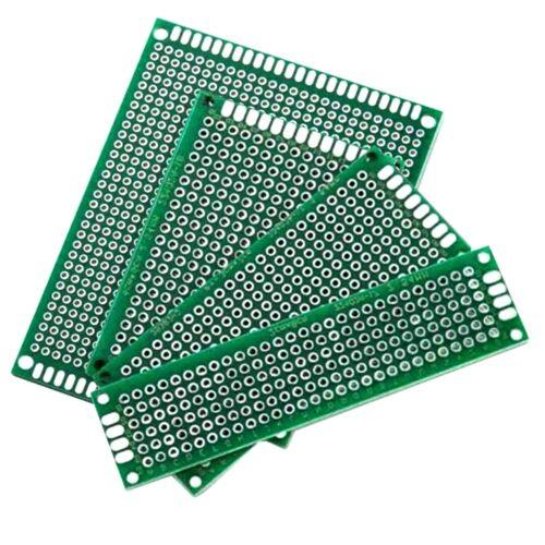 4pcs KIT Prototyping PCB Printed Circuit Board Prototype Breadboard Stripboards