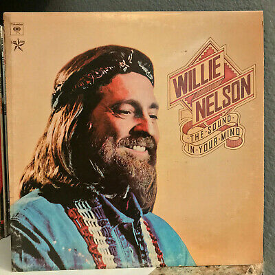 WILLIE NELSON - The Sound In Your Mind - 12
