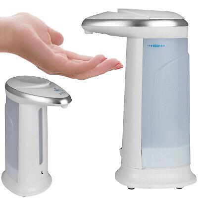 Sensor Seifenspender Desinfektionsmittelspender Infrarot Automatisch Seife 330ml