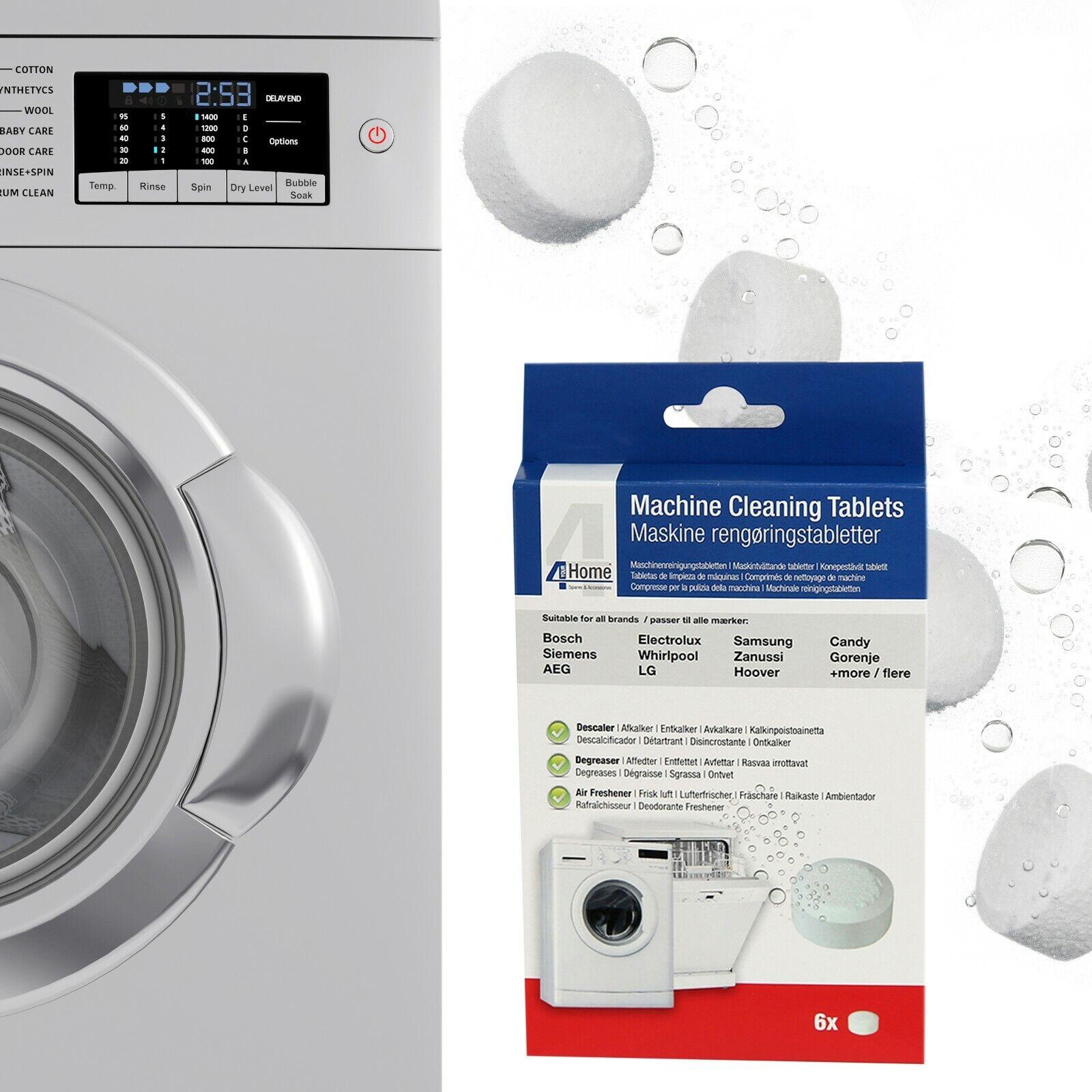 Nettoyage De La Machine À Laver détails sur universal machine à laver & lave-vaisselle  nettoyage,détartant,maintenance