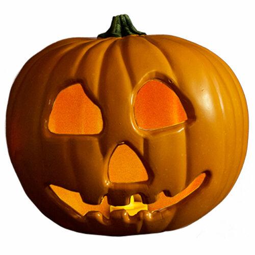 Michael Myers Halloween 2 Movie Decor Light Up Jack O Lantern Haunted Pumpkin