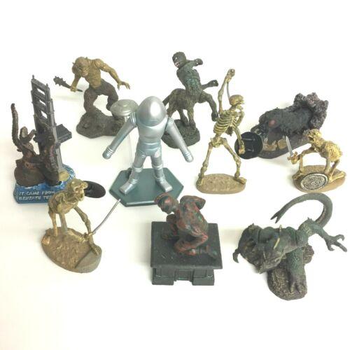 Ray Harryhausen Real Figure Collection Set of 10 Furuta Japan 2003