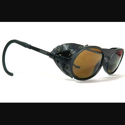 Rare Vintage Bucci Arctic France Sun Glasses Climbing Glacier Mountaineering (Bucci Sunglasses)