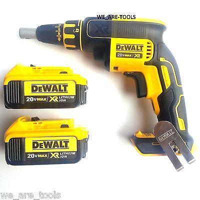 DeWalt DCF620 Max 20 Volt Cordless Drywall ...