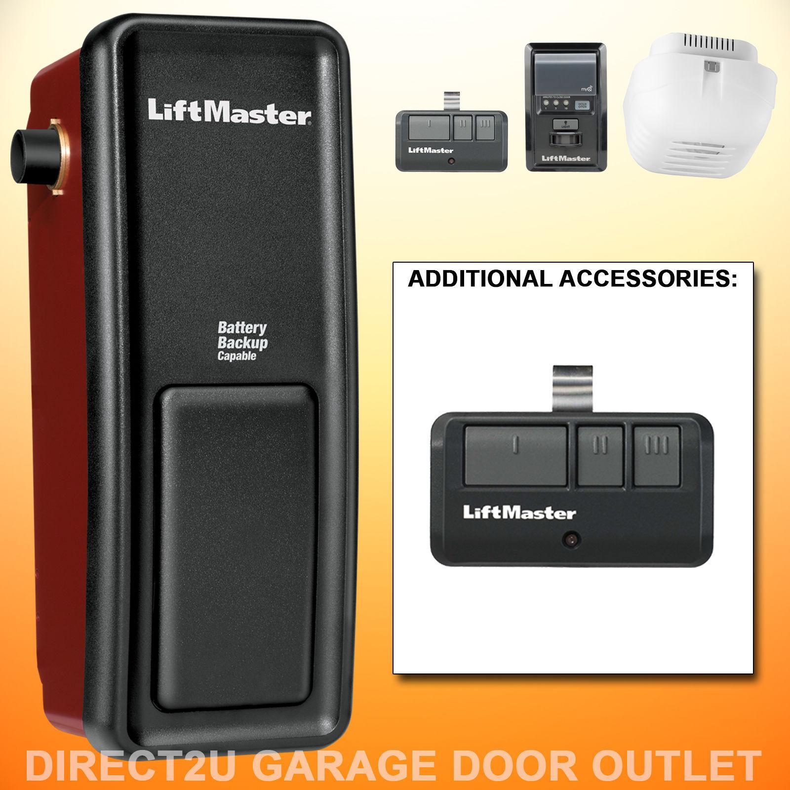 How To Set Up Garage Door Opener Liftmaster   Dandk Organizer