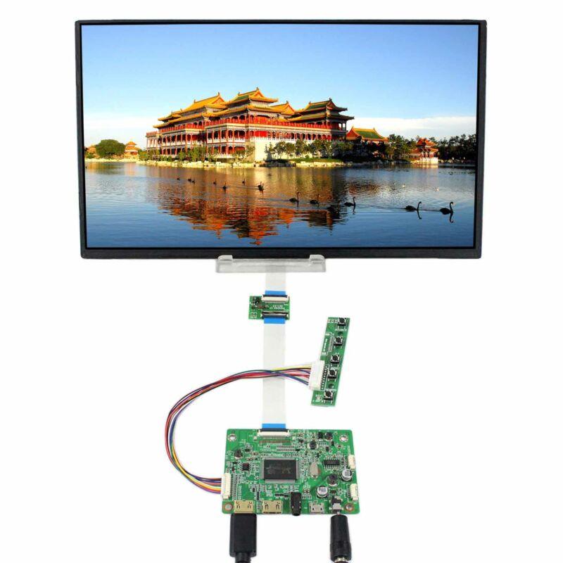 """HD MI Mini LCD Controller Board 13.3"""" N133HSE 1920X1080 IPS eDP LCD Screen"""