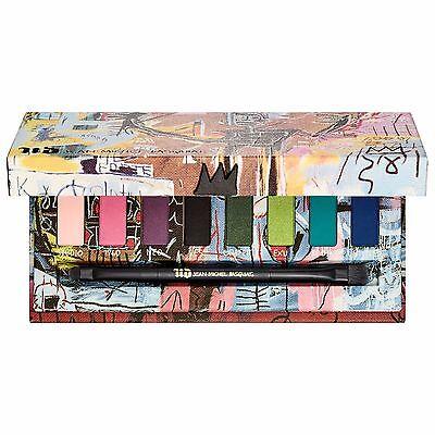 Urban Decay UD Jean-Michel Basquiat Tenant Eyeshadow Palette NIB Limited Edition