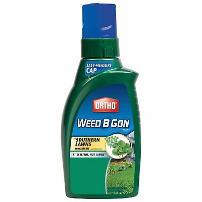 Ortho Weed B Gon Max Concentrate Southern Formula for Lawns, 32 fl (Ortho Weed B Gon Max For Southern Lawns)