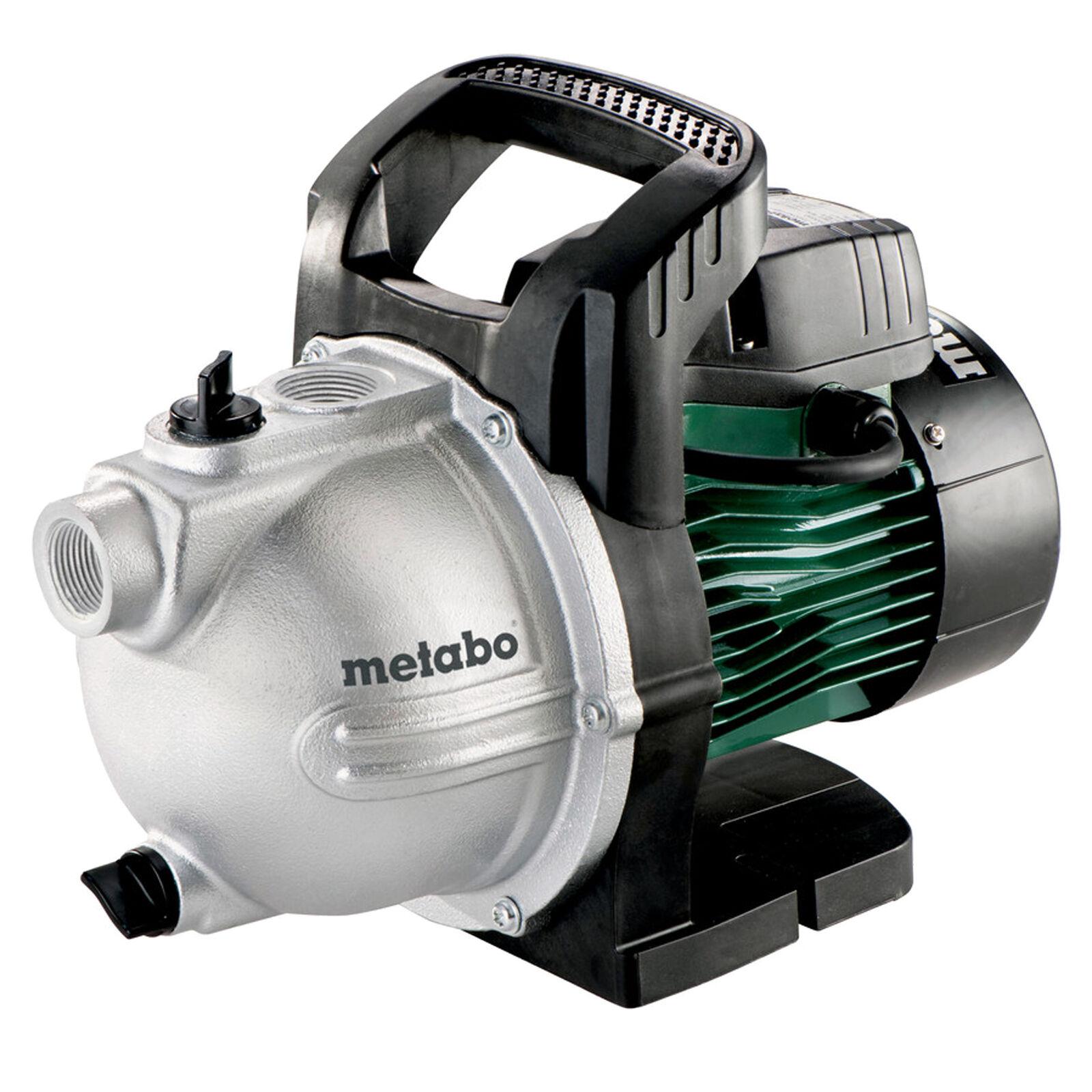 Metabo Gartenpumpe P 3300 G im Karton