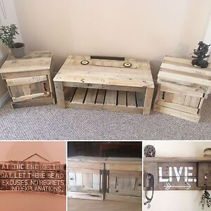 Custom Rustic Furniture