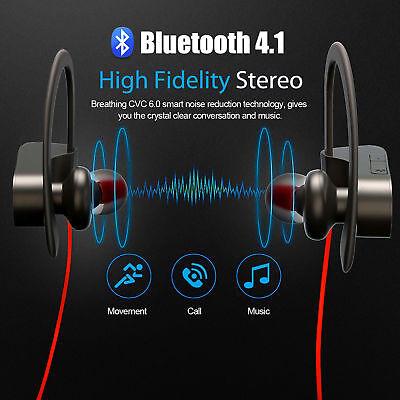 Headset Headphones Earbuds - Wireless Bluetooth Headset Headphones Sport Sweatproof Stereo Earbuds Earphone