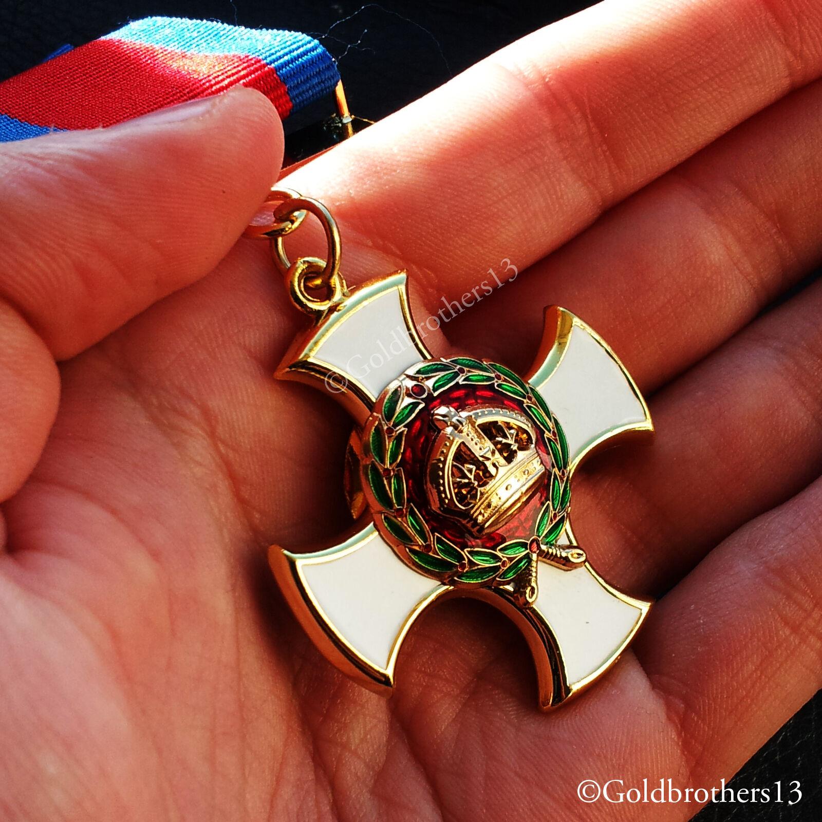 order medal decoration Distinguished Service Order Military Decoration of British war medal DSO Repro:: 6 • EUR 22,26 6 de 7 ...
